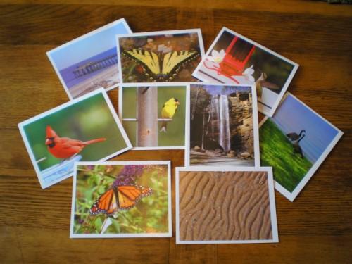 Beautiful Notecards