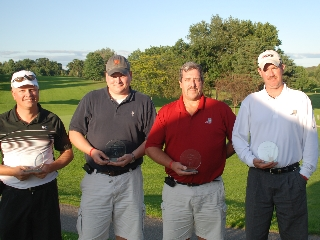 1st Place Winners – Todd Potter, Wayne Czarnecki, Devin Decator, Doug Burgress