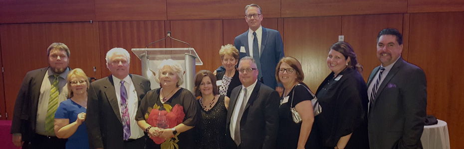 Carol Van Andel Angel of Excellence Award Recipents